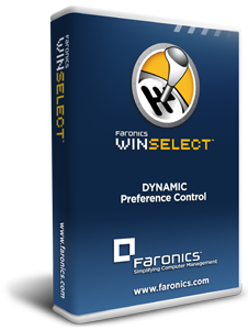 Faronics WINSelect Enterprise