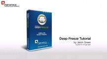 Deep Freeze Install File & Workstation Configuration [Tutorial]