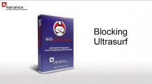 Anti-Executable Blocks Ultrasurf
